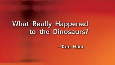 Thumbnail for entry What Really Happened to Dinosaurs?