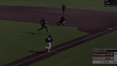 Thumbnail for entry Vanderbilt Baseball Video