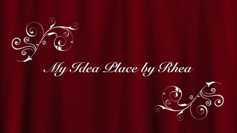 Thumbnail for entry Imaginary Place by Rhea