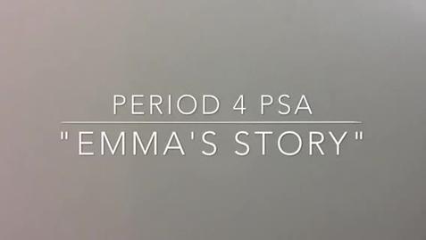"""Thumbnail for entry Kiara Wong - Drinking and Driving: """"Emma's Story"""""""