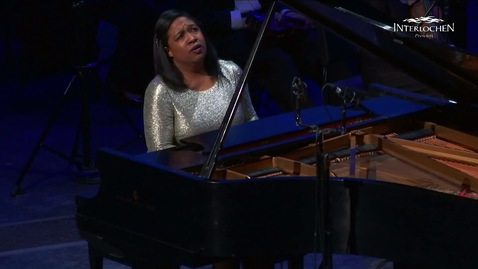 Thumbnail for entry Pianist Michelle Cann performs Florence Price's Sonata in E Minor (2nd Movt) | From the Top