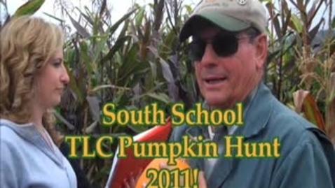 Thumbnail for entry South TLC Pumpkin Hunt!