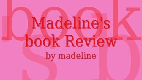 Thumbnail for entry Immer:  Madeline D