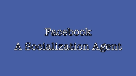 Thumbnail for entry Module 03.10 Socialization Agent Project