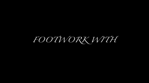 Thumbnail for entry Footwork with Coach Marty and Friends