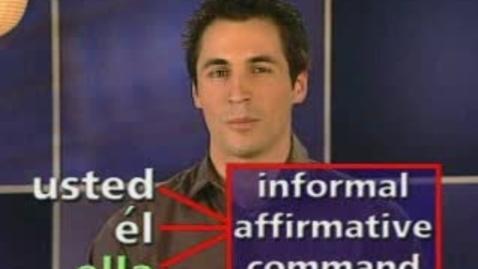 Thumbnail for entry Gramática Activa - Affirmative Tú Commands [parte 2] (Irregular Forms)