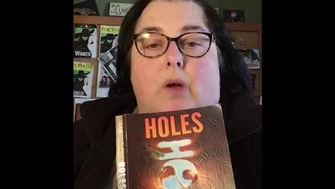 Thumbnail for entry Read Aloud Holes Chapter 10