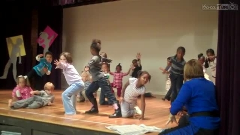 Thumbnail for entry Dance Rehearsal clip