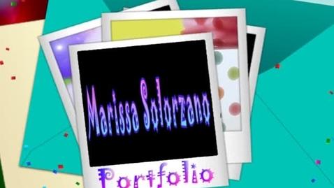 Thumbnail for entry Mer's Final WOBN Portfolio 2013