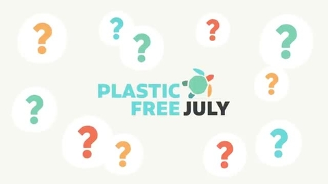 Thumbnail for entry Choose your Plastic Free July