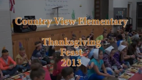 Thumbnail for entry Country View Thanksgiving Feast