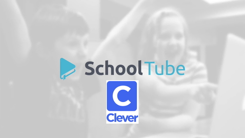 Thumbnail for entry Clever SchoolTube Login Process