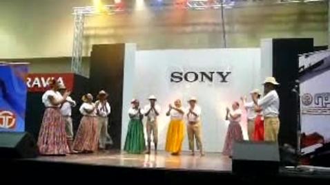 Thumbnail for entry Panamanian Dance