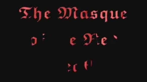 Thumbnail for entry The Masque of the Red Death