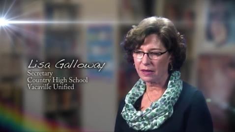 Thumbnail for entry Lisa Galloway