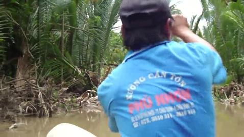 Thumbnail for entry MeKong River Delta Vietnam