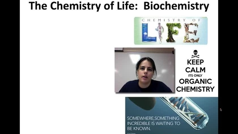 Thumbnail for entry Biochemistry & Carbohydrates (Unit 1 - Video 5A)