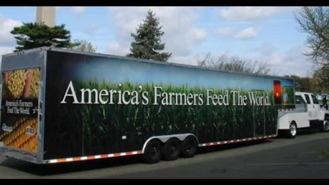 Thumbnail for entry Monsanto Mobile Technology Unit at the FFA Convention