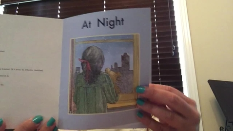 Thumbnail for entry Level Reader- At Night