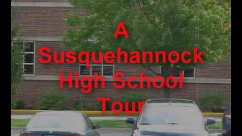 Thumbnail for entry School Tour by Jake and Danny