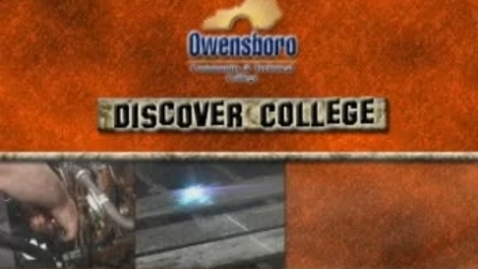 Thumbnail for entry Discover College
