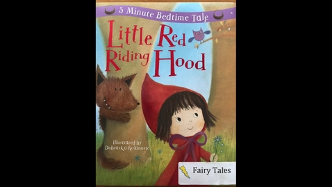 Thumbnail for entry Little Red Riding Hood