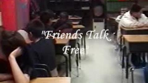 Thumbnail for entry LaTeenOh: Friends Talk Free Pt. 1