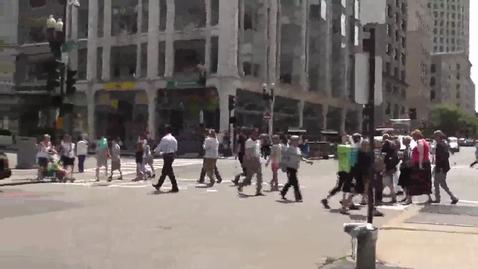 Thumbnail for entry Boston Life After Marathon Bombing