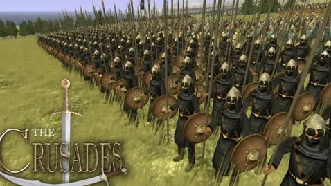 Thumbnail for entry The Crusades