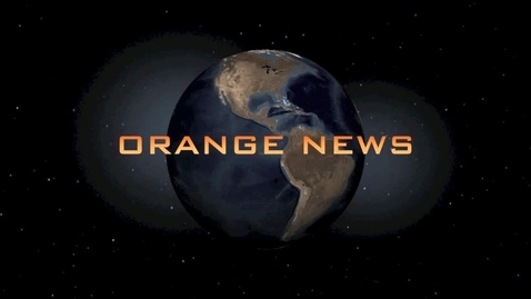 Thumbnail for entry Orange News 5-14-2012