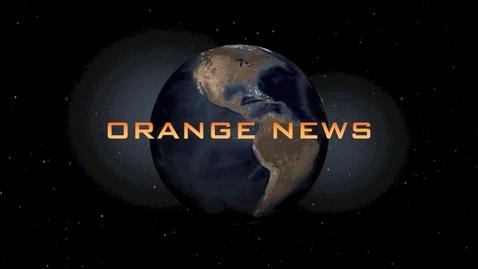 Thumbnail for entry Orange News 5-14-2012