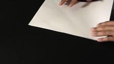 Thumbnail for entry Origami Crane