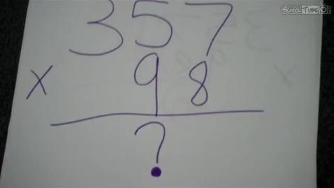 Thumbnail for entry Multiplication