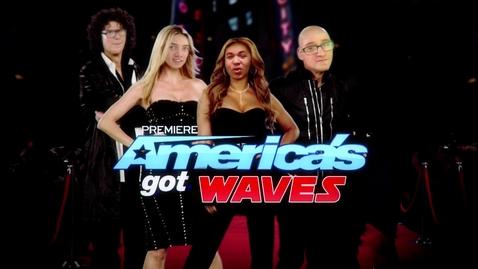 Thumbnail for entry America's Got Waves - WSCN 2018/2019