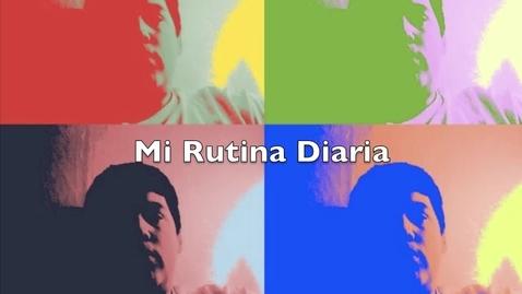 Thumbnail for entry Brad's Rutina Diaria