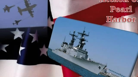 Thumbnail for entry Pearl Harbor- Non-Fiction Book Trailer