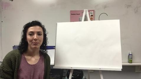 Thumbnail for entry MS/HS art pt 1(landscape/chiaroscuro)