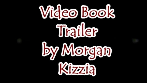 Thumbnail for entry Code Talker by Bruchac Video Book Trailer by Morgan Kizzia