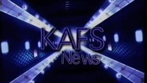 Thumbnail for entry KAFS News 2006-2007 Segment 6