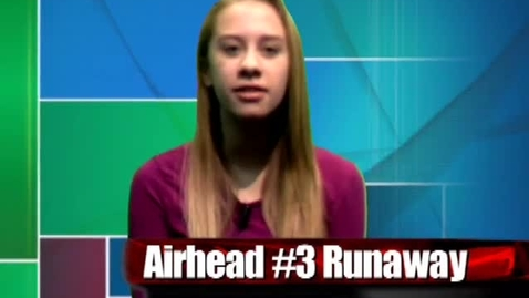 Thumbnail for entry Airhead #3 Runaway
