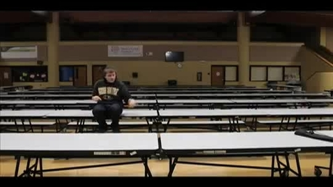 Thumbnail for entry Unknown Beat Boxer in the Halls of FHN-Story of the Year-Feature Story NSPA 2012