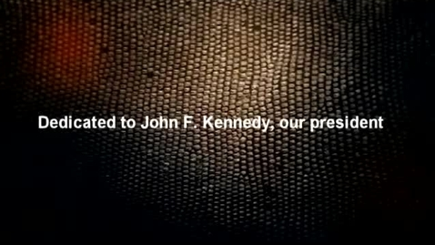 Thumbnail for entry Tribute: JFK