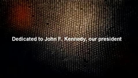 Thumbnail for entry Tribute: JFK