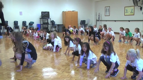 Thumbnail for entry Dance Clinic