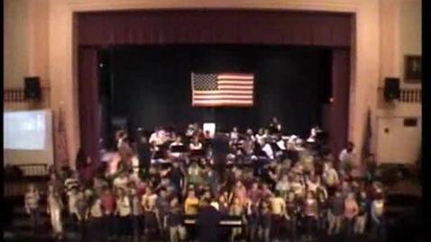 Thumbnail for entry Songs for Troops - Tuxedo - Chorus - What A Wonderful World