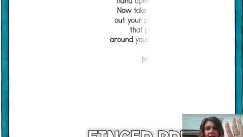 Thumbnail for entry Finger Breaths