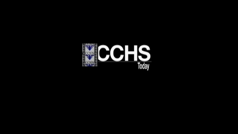 Thumbnail for entry 10-03 CCHS Today