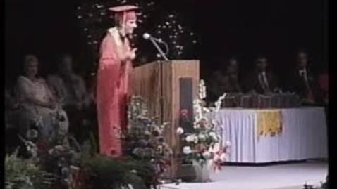 Thumbnail for entry Greatest Graduation Rap Speech