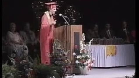 Thumbnail for entry Greatest Graduation Rap Speech