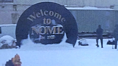 Thumbnail for entry Nome Alaska